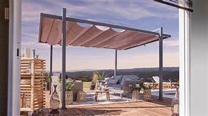 Pergola Bois Leroy Merlin : 12 pergolas bois ou alu pour l 39 t maison cr ative ~ Premium-room.com Idées de Décoration