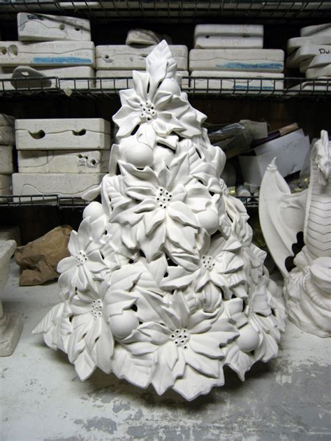 how to paint a ceramic christmas tree 25 best ideas about ceramic trees on lighted trees vintage