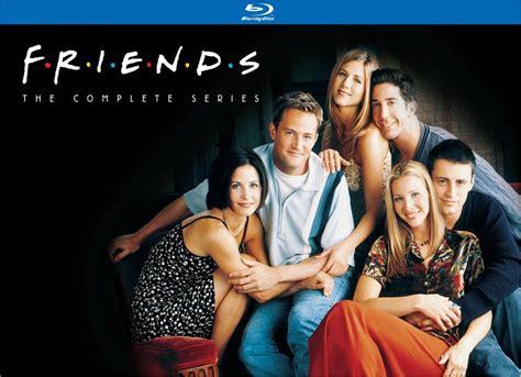 Friends S02 720p BluRay DD5.1 x264-CtrlHD   High Definition For Fun