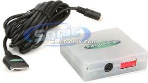 isimple pxhgm4 chevy corvette auxiliary audio source adapter