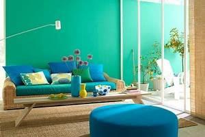 Welche Farbe Wirkt Beruhigend : farbe blau wandfarbe m bel und accessoires wandfarbe ~ Watch28wear.com Haus und Dekorationen