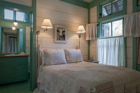 Fish Camp Beach Cottage  Beach Style  Bedroom Miami