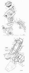 Hayter Harrier 41 Spare Parts List