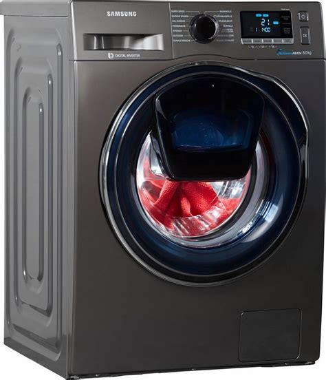 samsung waschmaschine 8 kg samsung waschmaschine ww6500 ww8ek6404qx eg 8 kg 1400 u