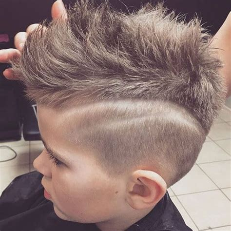 Mohawk Hairstyles For Boys by 25 Cool Boys Haircuts 2018 Trendy Boys Haircuts Mohawks