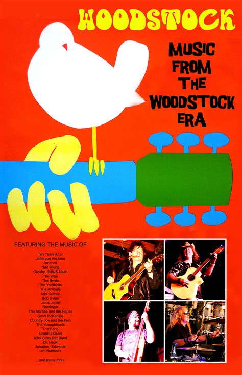 woodstock poster copy - H. Toads Bar & Grill