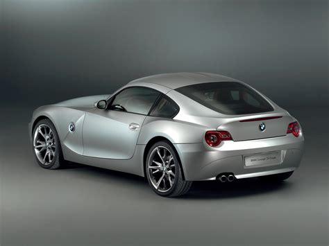 2005 BMW Z4 Coupe Concept - Rear Angle - Studio - 1280x960