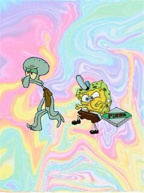 spongebob aesthetic spongebob wallpaper