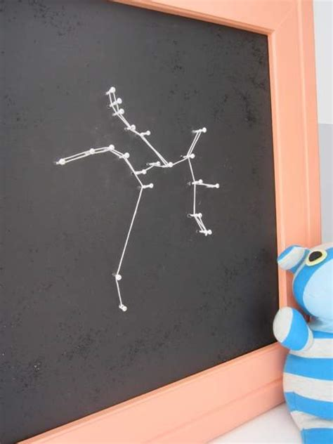 diy constellation wall art pretty handy girl