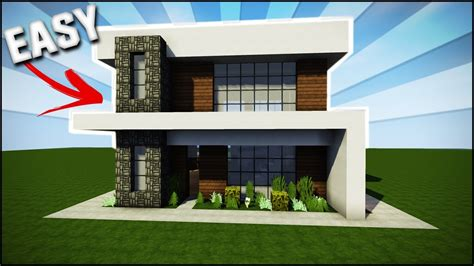 simple modern house  minecraft iammrfostercom