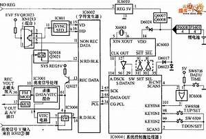 U0026gt  Circuits  U0026gt  Panasonic National Nv M9000 Camera Vdm