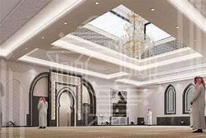 Mosque, Interior, Design