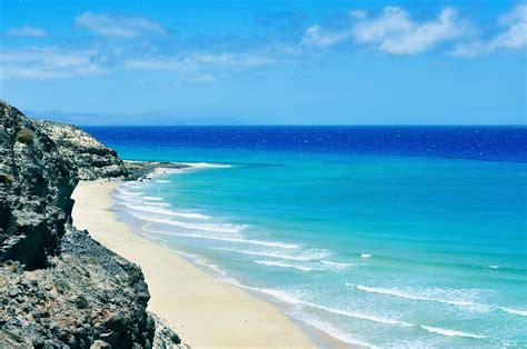 îles canaries les 10 plus belles plages de fuerteventura atterrir com