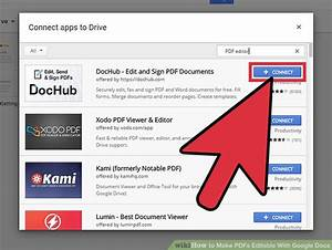 How To Make Pdfs Editable With Google Docs  13 Steps