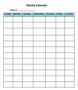 sample weekly calendar 16 documents in word excel pdf With does word have a calendar template