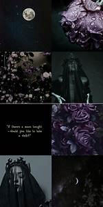 Witchcraft Aesthetics  U263d  U263e Moon Witches      Purple Fantasy
