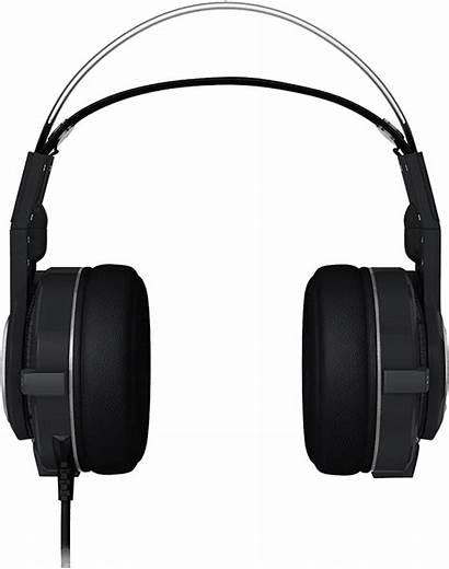 Headset Ninja Gd Neodymium Range Features Transparent