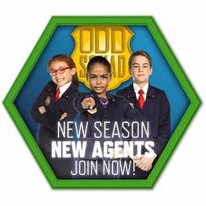 Home Page . Odd Squad | PBS KIDS