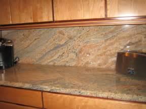kitchen granite and backsplash ideas granite splashback the kitchen design