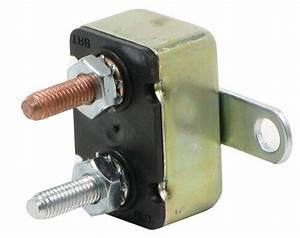 40 Amp  In-line Circuit Breaker