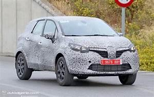 Fiabilité Renault Captur : spyshots renault futur captur 7 places ou duster 2 l 39 argus ~ Gottalentnigeria.com Avis de Voitures