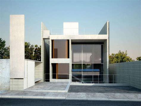 rumah minimalis sederhana tampak depan  lantai desain