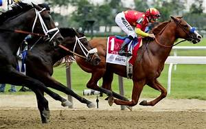 Just perfect: Unbeaten Justify takes Belmont Stakes to ...