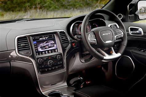 2014 Jeep Grand Cherokee Srt Interior
