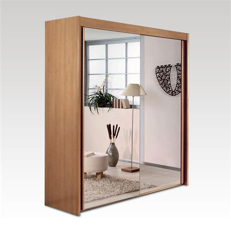 Mirrored Wardrobe by Sliding Door Mirrored Wardrobe From The House Of Reeves