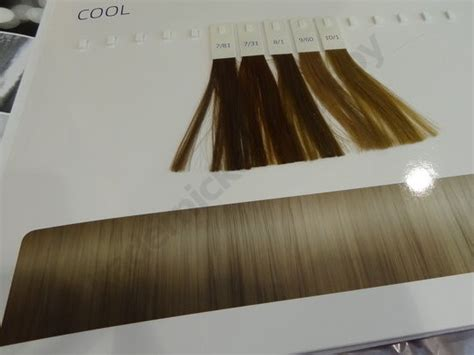 Haarfarbe Wella Illumina Color