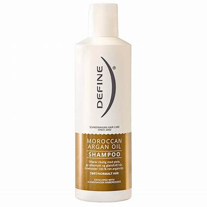 Argan Define Shampoo Oil Moroccan