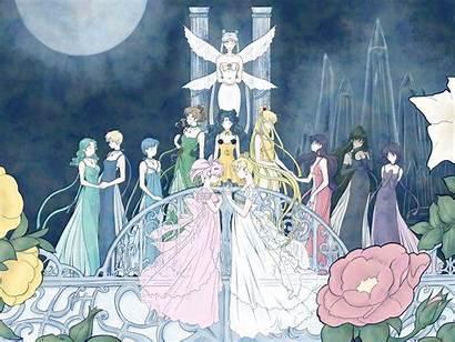 Moon Wallpapers Princess Anime Sailor Desktop Computer