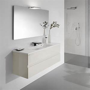 meuble salle de bain avec vasque pas cher carrelage With meuble salle de bain suspendu avec vasque