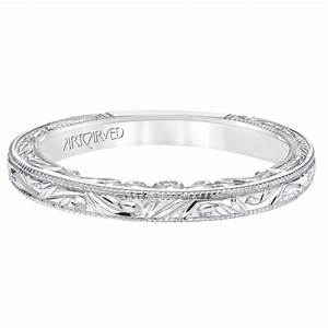 Fuller39s Jewelry ArtCarved ArtCarved Amal Wedding Band