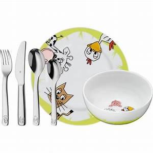 Kindergeschirr Porzellan Wmf : wmf kindergeschirr und besteck set farm 6 tlg otto ~ Whattoseeinmadrid.com Haus und Dekorationen