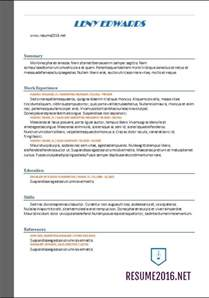 popular resume format 2017 best resume template 2017 learnhowtoloseweight net