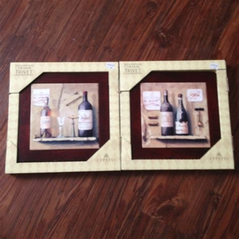 50 off bed bath beyond other italian wine decor