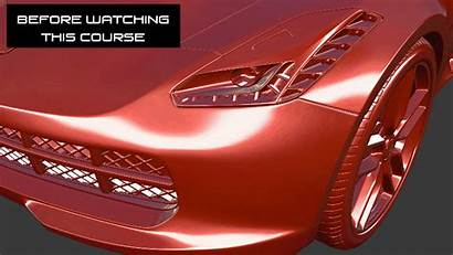 Master Creation Blender 3d Course Cars Using