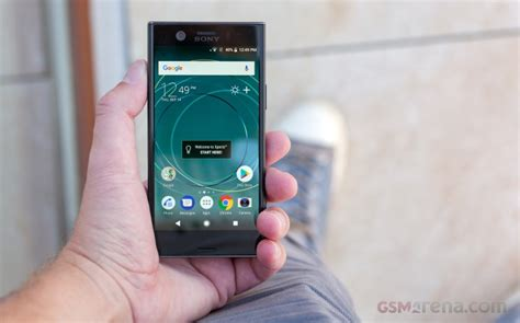 sony xperia xz1 compact review software