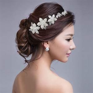 Couronne Fleur Cheveux Mariage : coiffure couronne de fleurs recherche google mariage pinterest coiffure couronne de ~ Melissatoandfro.com Idées de Décoration