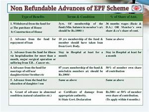 "PPT on ""Provident Fund & MP Act 1952"" of India."