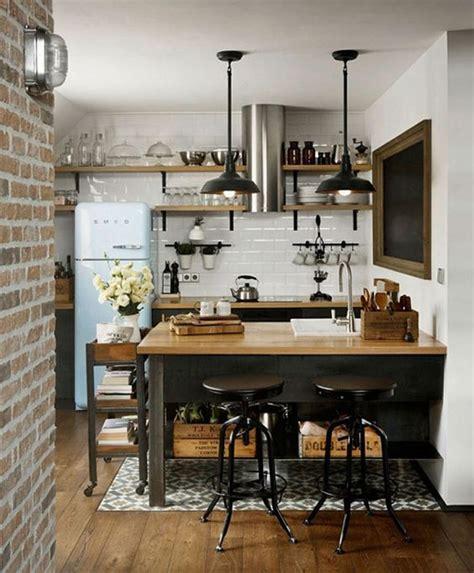 ambiance cuisine idées déco pour une cuisine vintage le déco de made