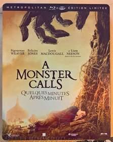 A Monster Calls Movie Poster Hi-Def