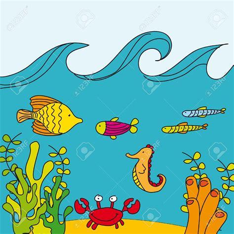 Drawn Fish Aquatic Animal Pencil And In Color Drawn Fish