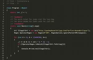 Web Programmer Cv Coding Fonts 10 Best Fonts For Developers And Programmers