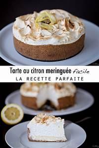 Recette Tarte Citron Meringuée Facile : tarte au citron meringu e facile la recette parfaite cuisine en sc ne le blog cuisine de ~ Nature-et-papiers.com Idées de Décoration