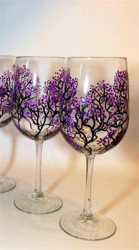 Weingläser Dekorieren weingläser dekorieren ideen f r den junggesellinnenabschied spiele