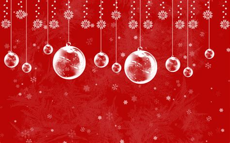 Simple And Colorful Christmas Wallpaper
