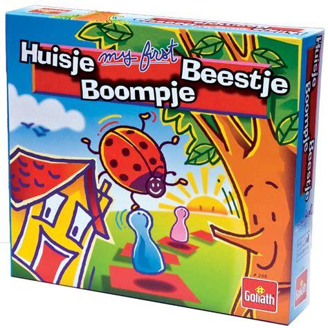 Huisje Boompje Beestje Nl by Goliath Huisje Boompje Beestje Spel Blokker