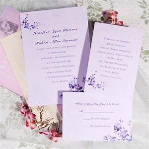 lavender inspired wedding color ideas and wedding With lavender colour wedding invitations